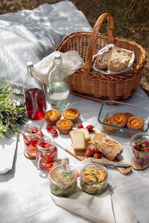 Picknickzeit – Drei leckere Rezeptideen für hessantur